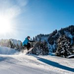 High Profile Snowboard Places