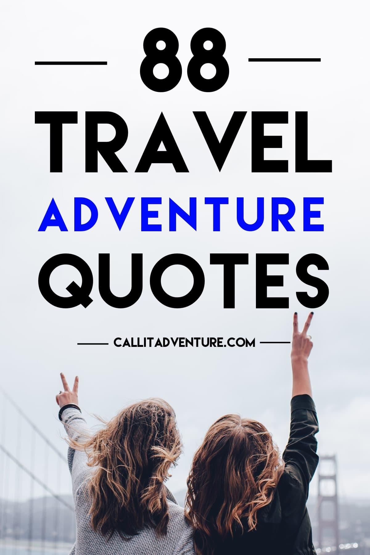 Call It Adventure