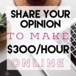 How To Earn $300 per hour With Online Paid Focus Groups