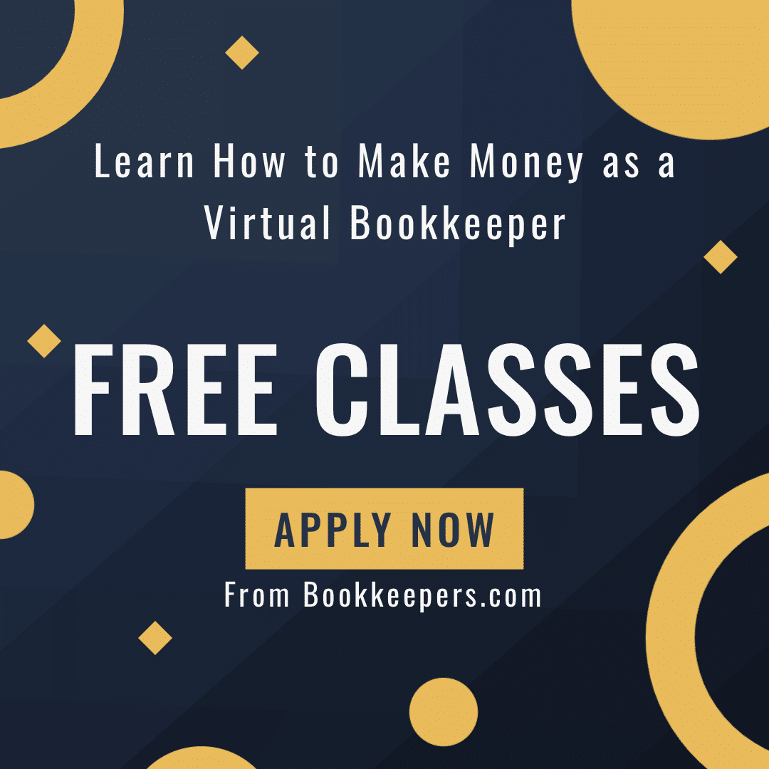 Free Bookkeepers Classes